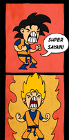 how songoku died by hiugo