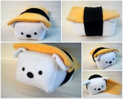 Tamago Sushi Dog by Jonisey