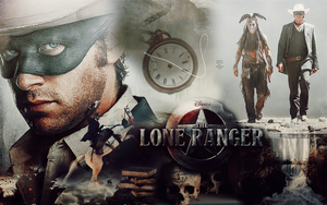 The Lone Ranger by alice-castiel