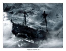 The Black Pearl by jagscupid