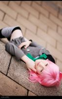 Shugo Chara - Casual Gray by aco-rea