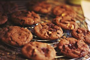 fudgy-wudgy chocolate cookies by yluj