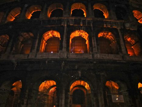 The Colosseum by BondFriend