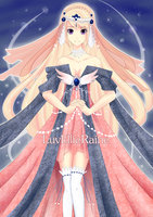 Celestial Amane by LuvEllieRaine