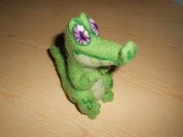 Needle Felted Gummy by MaijaFeja
