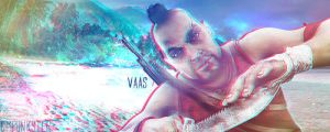 Vaas Signature - FAR CRY 3 by cmpunkster