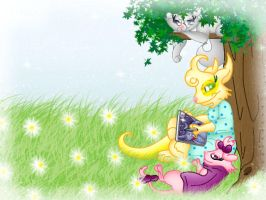 Heavenly Peace by QueenDanny