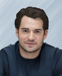 Henry Cavill by Rousetta