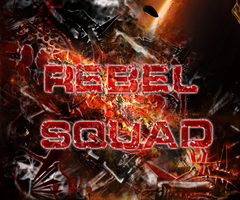 Rebel Squad Thumbnail Minor Eruption Prototype by Morgee123
