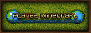 Planet Minecraft FB Cover Contest Entry by Spiral-0ut
