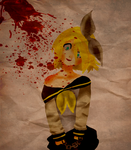 Adults Toy-Kagamine Rin by xkeirachiix