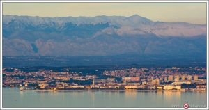 Zadar and Velebit by ivancoric