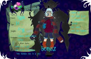 HM:Bonez by CreepY-RaveN