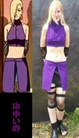 Ino Manga Ino Cosplay by inoshintenshin