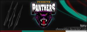 Penrith Panthers devID by ChocSoldier