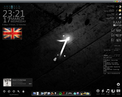 black parade 7 rainmeter by reiterman