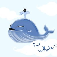 Fail Whale by Arbitrary-Means