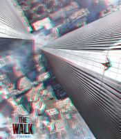 The Walk poster 3-D conversion by MVRamsey
