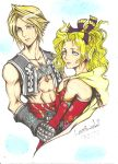 Vaan and Tina by ClaireRoses