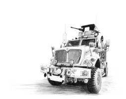 MRAP by aaronprovost