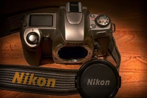 G92 7870 F65 Nikon by Partists