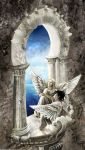 Angels and Arch II by gppr
