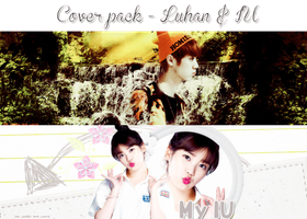 Cover pack #5 by Luhye