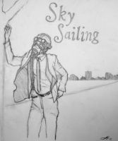 Sky Sailing by ZeroNero