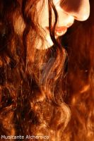 Red Flames by DanielleFioreModel