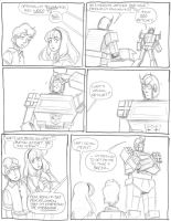 Optimus Prime's Day Off pg.1 by EnvySkort