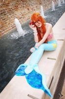 Misty Mermaid by lilylighting