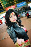 Wonder woman in Ficosplay by Susana--chan