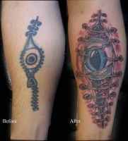 tattoos by iniquity505