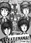 Beatlemania! Issue One by Ob-LaDi
