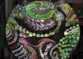 Rainbow Serpent,  2010 by rogdog