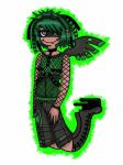 Cyber goth by evil1800