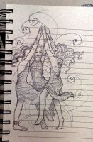 At the meeting - Three Graces by nicneven