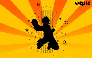 Naruto Wallpaper by Trossinger