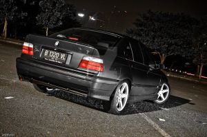 My E36 by anind