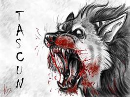 Tascun Badge by thornwolf