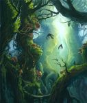 Giant forest by Sedeptra