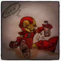 Iron Man by xCyhx