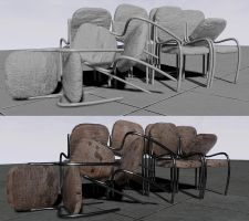 Chairs by Sonnysketch