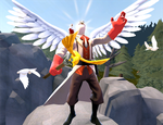 Bird God of the Badlands by Subway-Sweetie-Kay