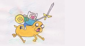 Adventure time 8D by Picachu-DK