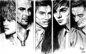 The WANTED by wynnieadams