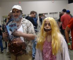 A Couple of Zombies by BreezwayMan