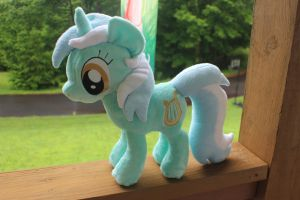 12 inch Lyra Commission by Emberfall0507