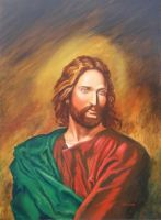 Jesus Commission by WilltheArtMan
