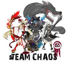 TEAM CHAOS by TentacleF00